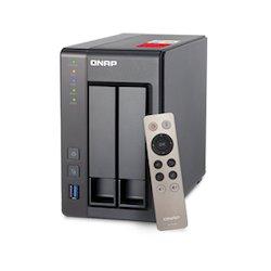 QNAP NAS 2-Bay TS-251+ 8GB