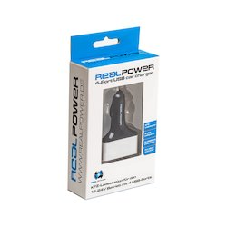 Ultron RealPower 4-port USB...