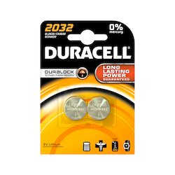 Duracell CR2032 2x