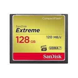 Sandisk CompactFlash 128GB...