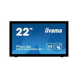 "Iiyama 22"" FHD T2235MSC-B1..."