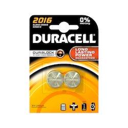 Duracell CR2016 2x