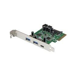 StarTech.com Combo USB3.1...