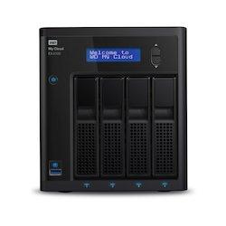 WD My Cloud EX4100 32TB 4x8TB