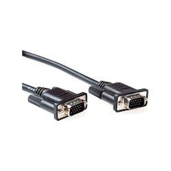 Ewent VGA kabel (m/m) 5m Black