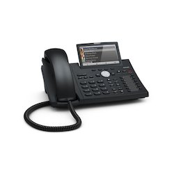 Snom telefoon D375 zwart