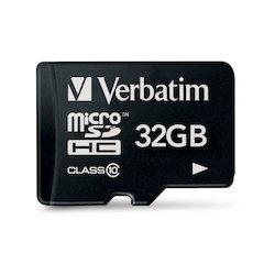 Verbatim Flash card...