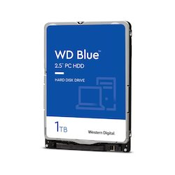 WD Blue 1TB SATA 2.5i 7mm...