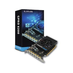 Sapphire GPRO 6200 4GB...