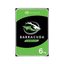 Seagate Barracuda 6TB SATA...