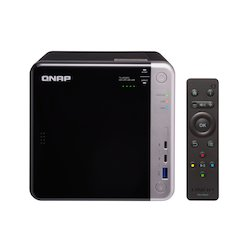 QNAP NAS 4-Bay TS-453BT3...