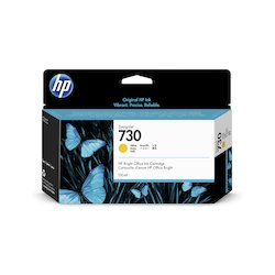 HP Ink Cartr. 730 Yellow