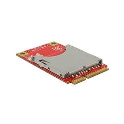 DeLock Mini PCIe I O full...