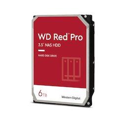 WD Red Pro 6TB SATA 7K 3.5i