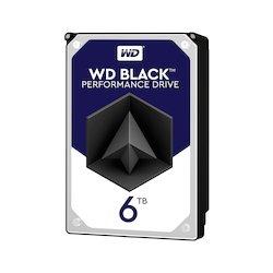 WD Black 6TB SATA 7K 3.5i
