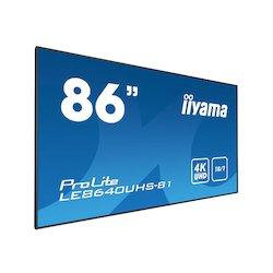 """Iiyama 86"""" 4K UHD..."""