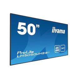 """Iiyama 50"""" 4K UHD..."""