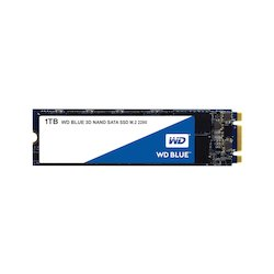WD Blue 1TB SATA M.2 80mm