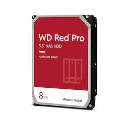 WD Red Pro 8TB SATA 7K 3.5i