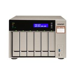QNAP NAS 6-Bay TVS-673E 4GB