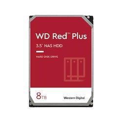WD Red Plus 8TB SATA 5K 3.5i