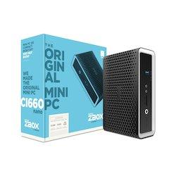 Zotac ZBOX-CI660NANO...