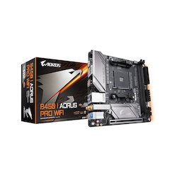 Gigabyte Mini-ITX AM4 B450...