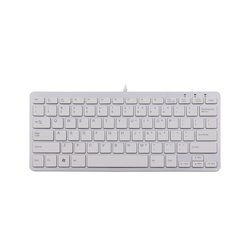 R-Go Compact Keyboard US Wit