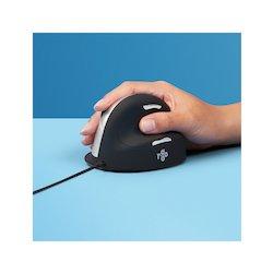R-Go HE Mouse USB Groot Rechts