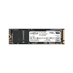 Crucial P1 500GB NVMe M.2 80mm