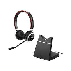 Jabra Evolve 65+ UC Stereo