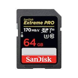 Sandisk Standaard SDXC...