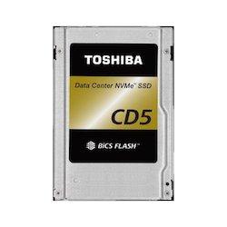 Toshiba by Kioxia CD5 7,6TB...