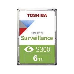 Toshiba S300 6TB SATA 7K...