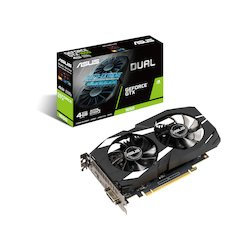 Asus GeForce GTX 1650 4GB Dual
