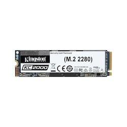 Kingston KC2000 500GB NVMe...