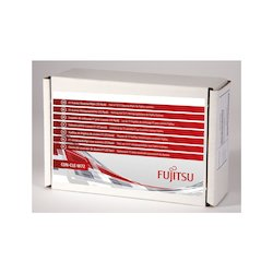 Fujitsu Scanner Cleaning...