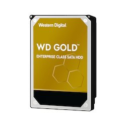 WD Gold 4TB SATA 7K 3.5i 512E