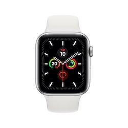 Apple Watch S5 44 Silver...