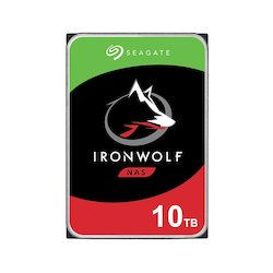 Seagate IronWolf 10TB SATA...