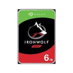 Seagate IronWolf 6TB SATA...
