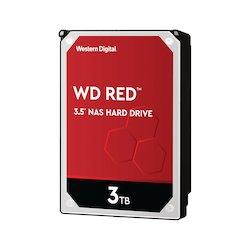 WD Red 3TB SATA 5K 3.5i **...