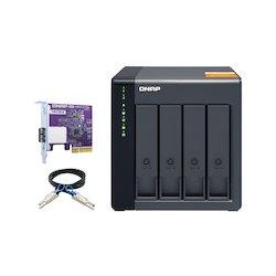 QNAP DAS TLD-D400S 4-Bay