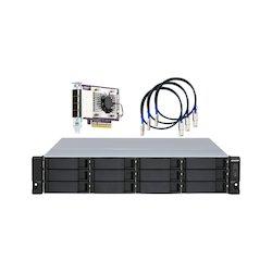 QNAP 2U DAS TL-R1200S RP...