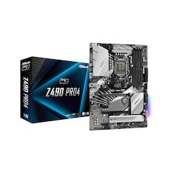 ASRock ATX S1200 Z490 Pro4