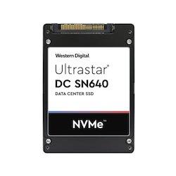 WD DC SN640 3.8TB NVMe 2.5i...