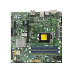 Supermicro X11SSQ-L mATX H110