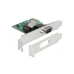 DeLock Serieel 1-poort PCIe...