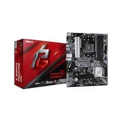 ASRock ATX AM4 B550 Phantom...