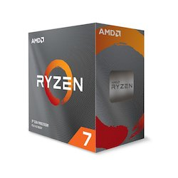 AMD Ryzen 7 3800XT no fan Box